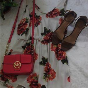 🌸NWT🌸Lush Floral Romper